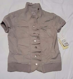 new womens top jacket (sold)