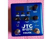 NUX JTC Pro Drum/Loop Pedal.