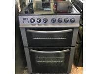 Bush ceramic electric cooker 60 cm very good condition