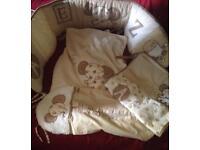 CoCaLo Baby Cot/Nursery Set