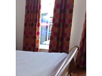Lovely curtains x3 pairs made for narrow long windows