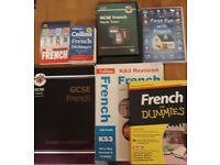 Learn French Books - KS3, GCSE, DVDs, dictionary and phrase book