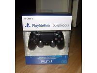Playstation Dualshock 4 Wireless Controller (Jet Black)