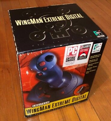 Logitech Wingman Extreme Digital Joystick NEW IN BOX