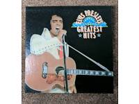 Elvis Presley greatest hits. 7 vinyl set. Rare. Mint condition.