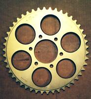 Rear Sprocket No 50 or 530 Chain  New High Tech Alloy