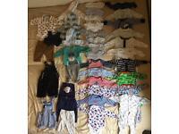 Huge bundle of baby Boys clothes