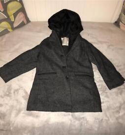 Zara boys jacket for 4 year old