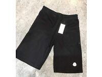 Brand New Mens M Shorts Black 3/4 Length £12 Each