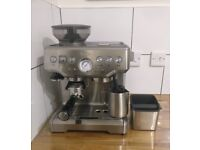 Sage Barista Express Bean-to-cup Coffee Machine (by Heston Blumenthal (BES870UK))