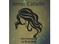 Amor Cabello Extensions by Kirsty