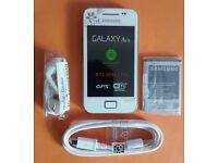 Samsung Galaxy Ace Black/white/La Fleur Unlocked