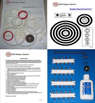 1971 Williams Jackpot Pinball Tune-up Kit
