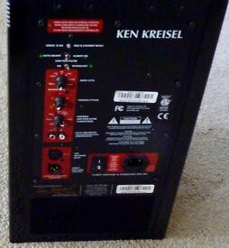 KK Ken Kreisel dxd-808 Subwoofer