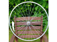 Van Schothorst 28 x 1 5/8 alloy bike front wheel