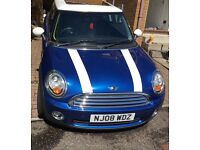 Mini Cooper with Chilli pack for sale