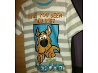 New Scooby Doo T-Shirt