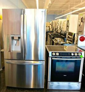 FRIDGE OR STOVE FOR YOUR RENTAL APARTMENT PROPERTY FREE DELIVERY UNTIL SUNDAY