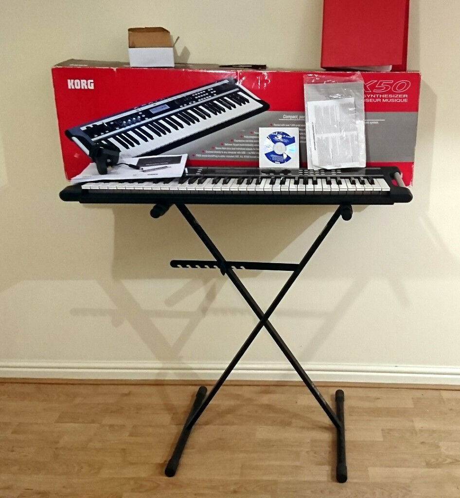 Korg X50 in excellent condition.
