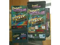 'Power Drive Rally' retro video game (Atari Jaguar 64-bit)