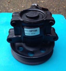 Power steering pump. Ford Focus 04