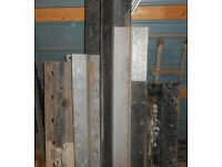 5 x steel lintels, Catnic, Birtley and Keystone various sizes