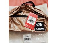 Supreme X The North Face Rose Gold Lumbar/bumbag
