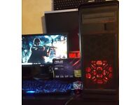 I5 Quad Core Gaming Computer