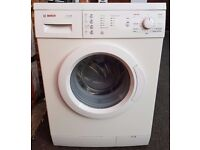 Bosch washing machine - great condition - FREE DELIVERY
