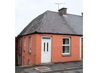 Small two bedroom house to rent or buy.