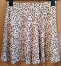 Brand New (tags removed) & Unworn - River Island Skirt Size 10