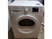A++ Rated, 7kg Load Samsung DV70F5E0HGW Heat Pump Condenser Tumble Dryer!!!