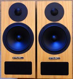 PMC. Twenty. 22. Standmount. Bookshelf. Speakers. In. Immaculate. as new. condition. Awesome sound !