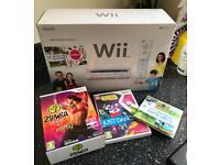 Wii bundle.