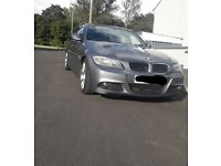 BMW, 3 SERIES, Saloon, 320d msport