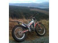 Beta Rev 3 Trials Bike, 250 cc