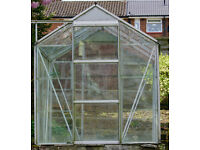 Glass Greenhouse for sale