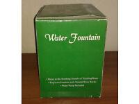 Water Fountain Ornament