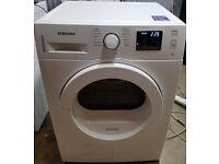 A++ Rated Samsung DV70F5E0HGW 7kg Heat Pump Condenser Tumble Dryer--RPR £550!!!