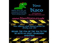 Mobile Disco for all occasions - Children's Parties and Adult Gameshow