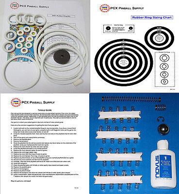 1971 Gottlieb 2001 Pinball Machine Tune-up Kit