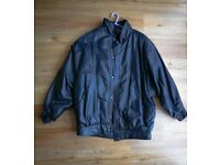 Leather Jacket - Women's Medium