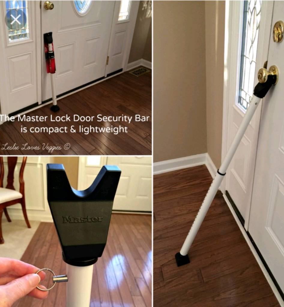 door security floor bar. master door security bar new floor f & Door Security Floor Bar. Master Door Security Bar NEW Floor F ...