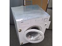 PRIMA WHITE BUILT IN 5KG 1200 SPIN WASHING MACHINE (LPR712) **WITH FULL GUARANTEE** W0003