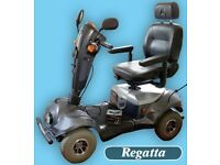 Mobility Scooter Mercury Regatta Luxury Model and Is In Excellent Conditon