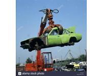 Scrap car wan*edd 07709 943916