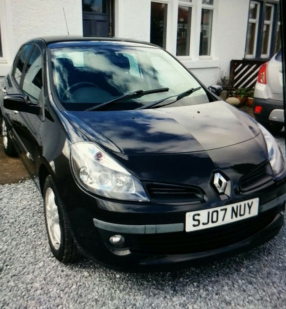 Renault Clio 4: Renault Clio Dynamic 1.4 Petrol. Great Price.2007 With
