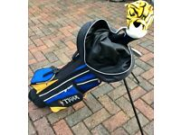 Kids Golf start club set and bag