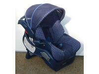 Graco Junior Autobaby Baby Car Seat and Base