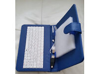 "NEW 7"" Inch Cover For Android Tablet PC Case USB Keyboard With Stand"